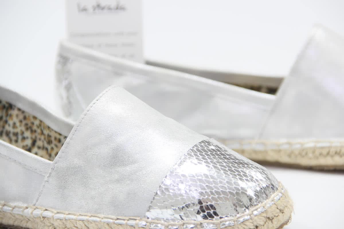 Женские эспадрильи оптом La Strada купить в Украине сток 9a11d6fdd4349