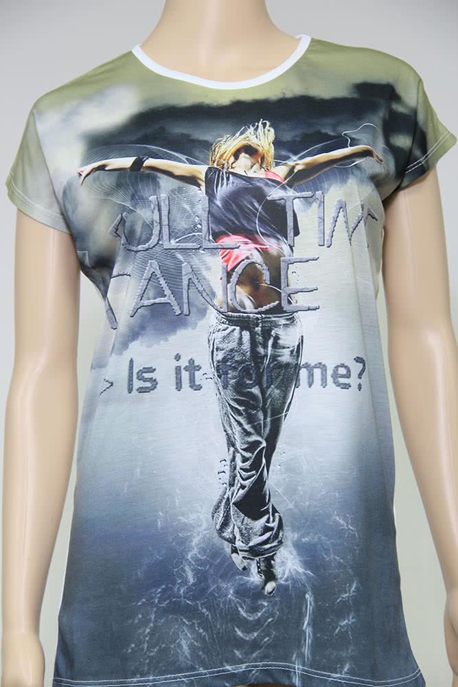 Жіночі футболки оптом FMG купити дешево Україна b9a1bafd62ba5